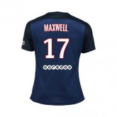 Maillot Foot PSG Maxwell Domicile 2016/2017