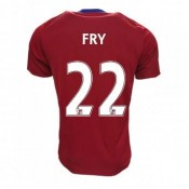 Maillot Middlesbrough FC Dael Fry Domicile 2016/2017