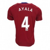 Maillot Middlesbrough FC Daniel Ayala Domicile 2016/2017