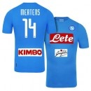 Maillot Naples Dries Mertens Domicile 2016/2017