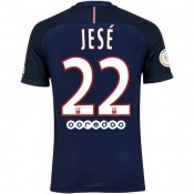 Maillot de Paris Saint Germain Jese Domicile 2016/2017