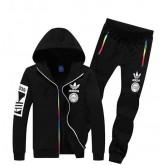 Adidas Kit Sport - Blanc/Noir Soldes Provence