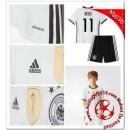Allemagne Maillot De Foot Reus Enfant Kits Domicile Coupe Euro 2016
