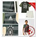 Allemagne Maillot Kroos Enfant Kits Extérieur Coupe Euro 2016