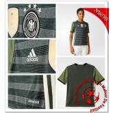 Allemagne Maillots De Foot Enfant Kits Extérieur Coupe Euro 2016