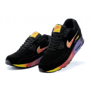 Chaussure Air Max 90 Nior Pourpre Pas Cher Provence