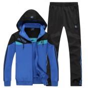 Kit Sport Adidas - Bleu/Noir Magasin Paris