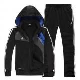 Kit Sport Adidas - Noir/Bleu 2 Promo Prix Paris