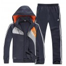 Kit Sport Adidas - Noir/Orange Paris