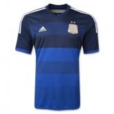 Maillot Argentina Coupe Du Monde 2014 Exterieur Pas Cher Lyon