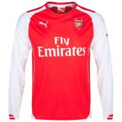 Maillot Arsenal Manches Longue 2015/16 Domicile France Site Officiel