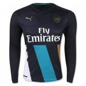 Maillot Arsenal Manches Longue 2016 Third Soldes Cannes