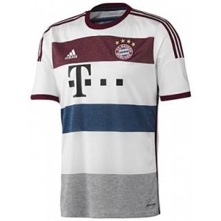 Maillot Bayern Munich 2015/16 Extérieur Fr