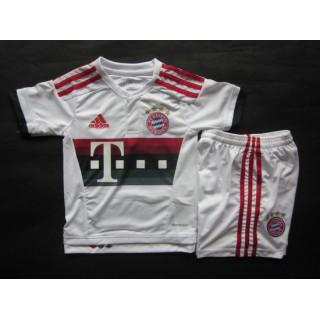 Maillot Bayern Munich Enfant 2016  Extérieur France Soldes