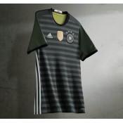 Maillot D'Allemagne Uefa Champions League 2016 Extérieur Livraison Gratuite