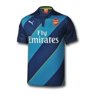 Maillot De Foot Arsenal 2015/16 - Third En Ligne