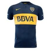 Maillot De Foot Boca Juniors 2015/16 - Domicile Pas Chere