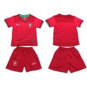 Maillot Enfant Portugal Coupe Du Monde 2014 Domicile Pas Cher