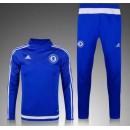 Maillot Entrainement Chelsea Ensemble 2015/2016 - Tout Bleu Code Promo