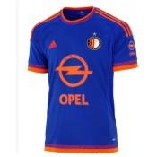 Maillot Feyenoord Rotterdam 2016 Extérieur Vente En Ligne