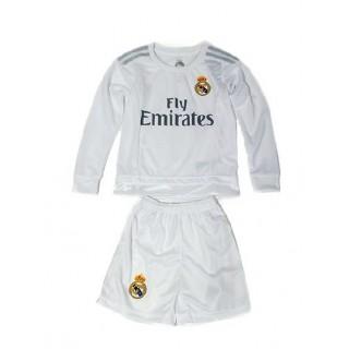 Maillot Real Madrid Enfant Domicile 15-16 - Ml Acheter