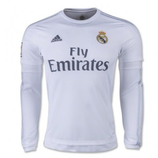 Maillot Real Madrid Manches Longue 2016 Domicile Magasin De Sortie