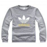 Pull Adidas Gris Réduction