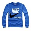 Pull Nike - Bleu Lyon