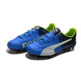 Puma Evospeed Sl Tricks H2h Fg Bleu Boutique En Ligne