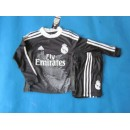 Real Madrid Enfant Manches Longue 2015/16 Third Pas Cher Nice