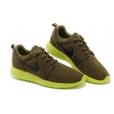 Roshe Run Nike Chaussure Marron Pas Cher Marseille