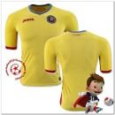 Roumanie Maillot Domicile Coupe Euro 2016