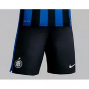 Short Inter Milan 15-16 Domicile Pas Cher