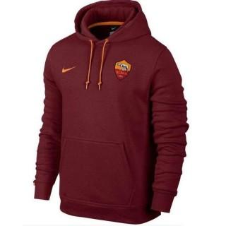 Sweat-Shirt D'As Roma 2015/2016 - Rouge Prix France