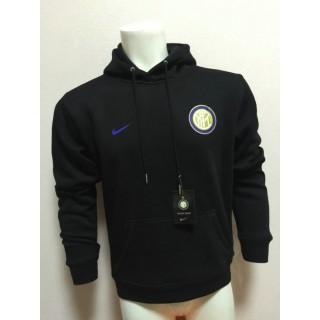 Sweat-Shirt D'Inter Milan 2015/2016 - Noir Pas Chere