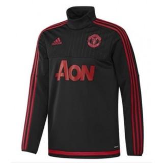 Sweater De Manchester United 2015/2016 - Noir Nice