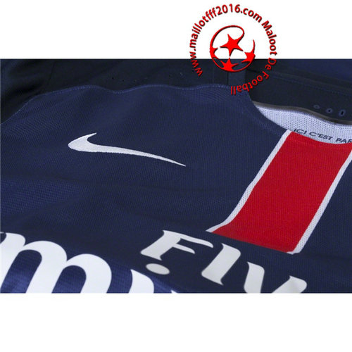 Maillot foot Domicile PSG 2015 2016