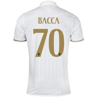 Maillot de Milan AC Carlos Bacca Exterieur 2016/2017