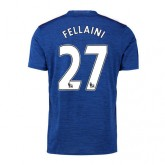 Maillot de Foot Man United Fellaini Exterieur 2016/2017