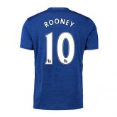 Maillot de Foot Man United Rooney Exterieur 2016/2017