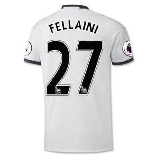 Maillot de Man United Marouane Fellaini Third 2016/2017