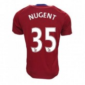 Maillot Middlesbrough FC David Nugent Domicile 2016/2017