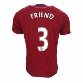 Maillot Middlesbrough FC George Friend Domicile 2016/2017