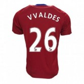 Maillot Middlesbrough FC Victor Valdes Domicile 2016/2017