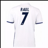 Maillot de Real Madrid Raul Domicile 2016/2017
