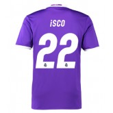 Maillot de Real Madrid Isco Exterieur 2016/2017