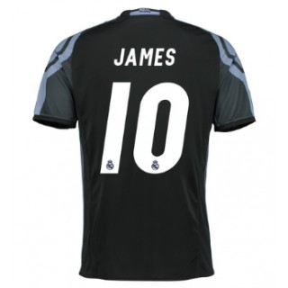 Maillot de Real Madrid James Rodriguez Third 2016/2017