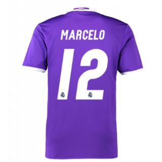 Maillot de Real Madrid Marcelo Exterieur 2016/2017