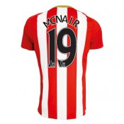 Maillot Sunderland Paddy McNair Domicile 2016/2017