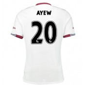 Maillot West Ham Andre Ayew Exterieur 2016/2017